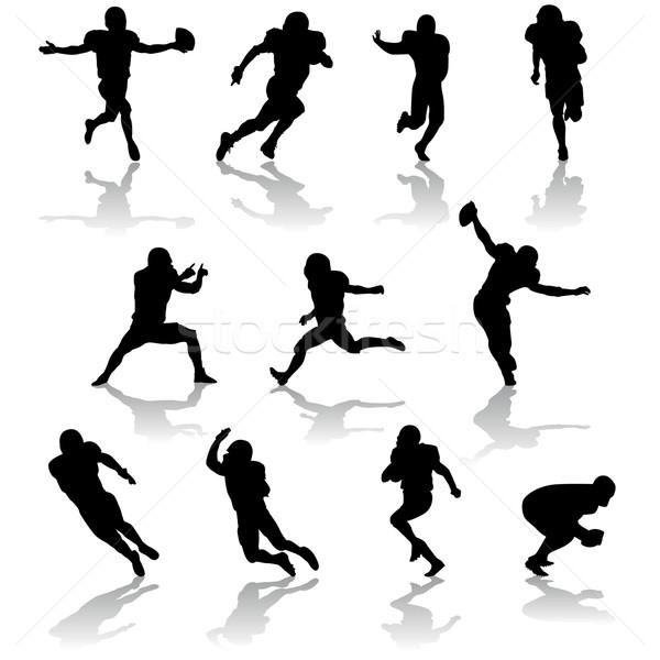 Football Players Stock photo © emirsimsek