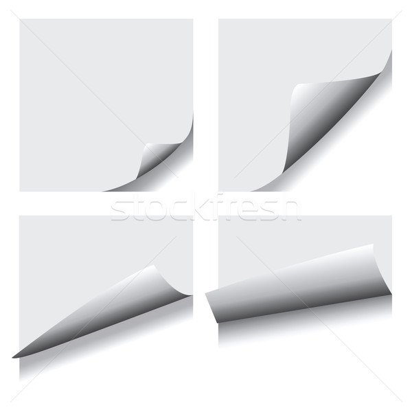 Post It Collection Stock photo © emirsimsek