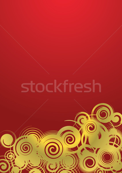Abstract background Stock photo © ensiferrum