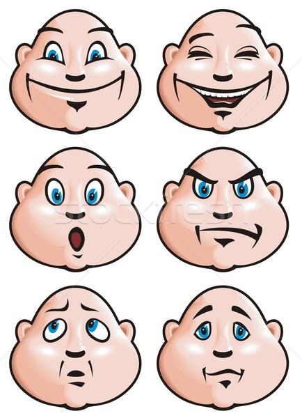 Emotions Stock photo © ensiferrum