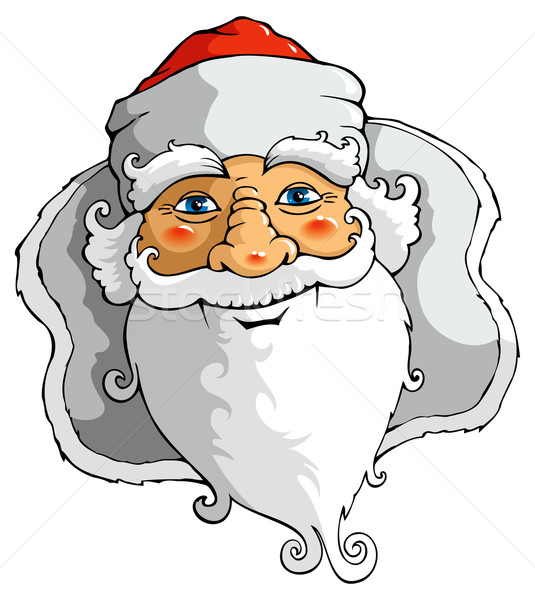 Santa Claus Stock photo © ensiferrum
