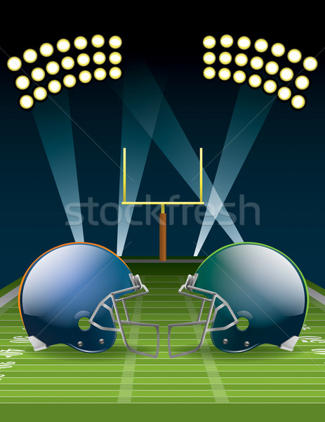 Football Championship Stock photo © enterlinedesign