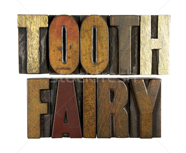 Tooth Fairy Stock photo © enterlinedesign