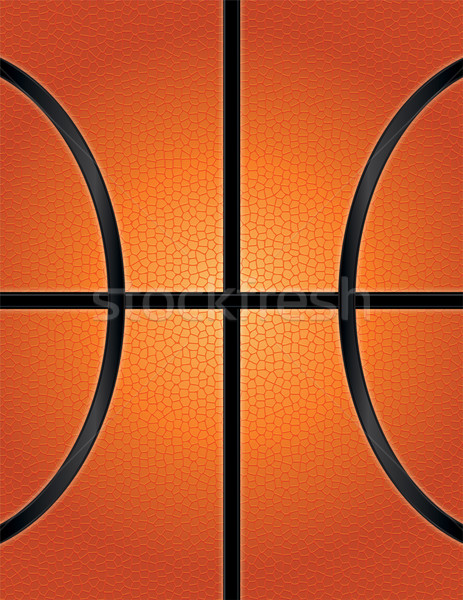 Basketball Texture Background Illustration Stock photo © enterlinedesign