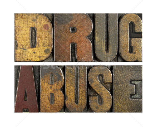 Stock photo: Drug Abuse