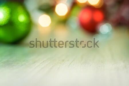 Brilhante natal colorido fundo Foto stock © enterlinedesign
