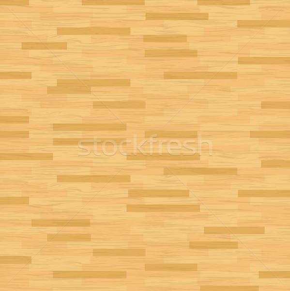 Vektor keményfa padló keményfa parketta deszkák eps Stock fotó © enterlinedesign
