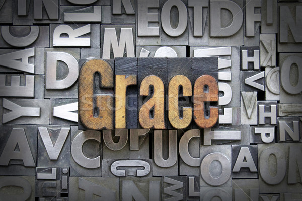 Grace Stock photo © enterlinedesign