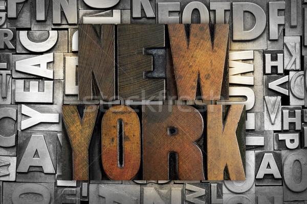 New York Stock photo © enterlinedesign