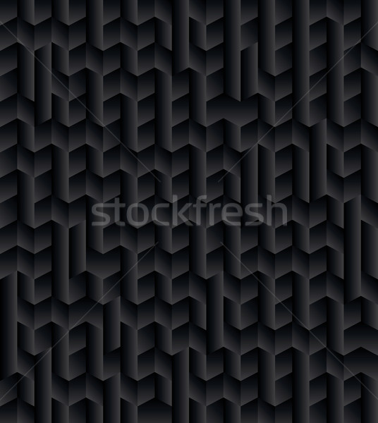 черный аннотация геометрическим рисунком серый градиент иллюстрация Сток-фото © enterlinedesign