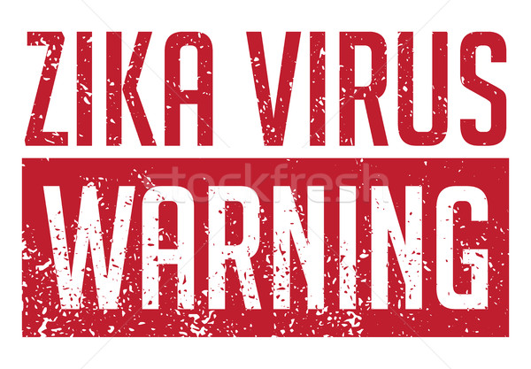 Virus avertissement illustration un message rouge vecteur Photo stock © enterlinedesign