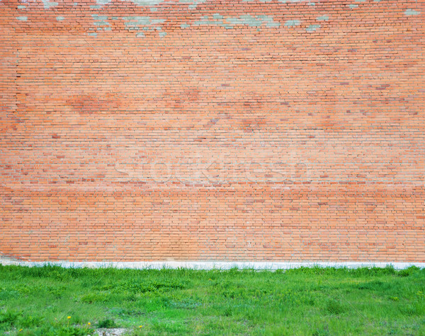 Background of the brickwork Stock photo © Epitavi
