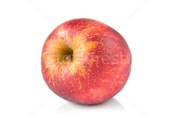 Manzana roja blanco hermosa maduro jugoso lado Foto stock © Epitavi