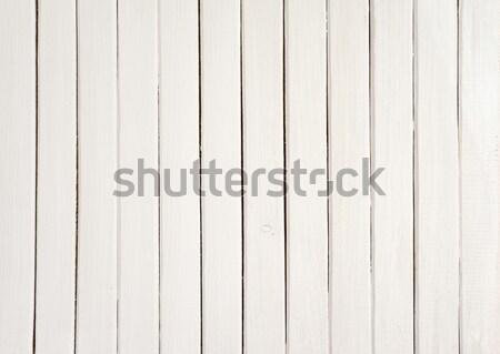 木製 白 垂直 描いた 環境にやさしい ストックフォト © Epitavi