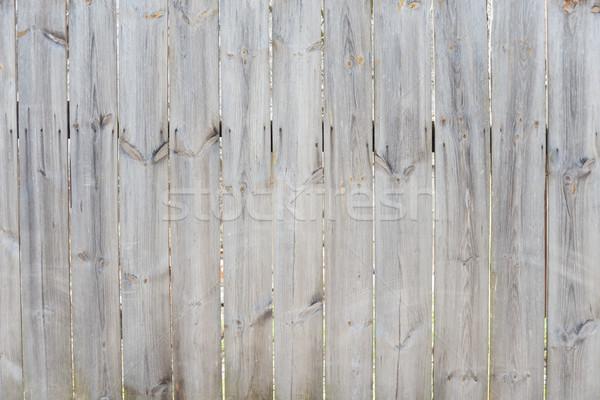 グレー 木製 ドア 古い 風化した 背景 ストックフォト © Epitavi