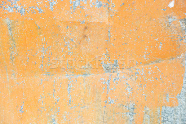 Orange metal background Stock photo © Epitavi