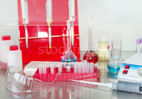 Various laboratory equipment Stock photo © Epitavi