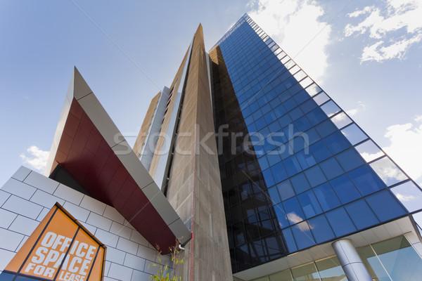 Modern Corporate Building Stock photo © epstock