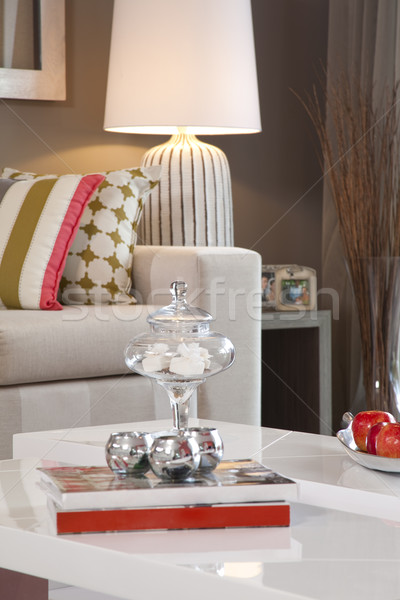 modern living room Stock photo © epstock