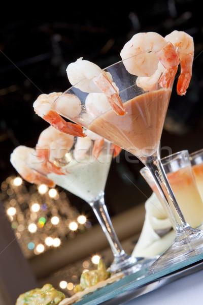 Prawn Cocktail Stock photo © epstock