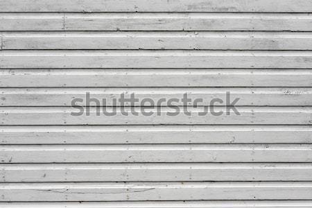Witte schuur textuur Stockfoto © erbephoto