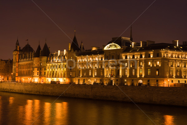 La Conciergerie Stock photo © ErickN