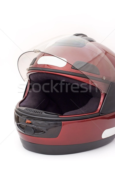 Motorbike helmet Stock photo © ErickN