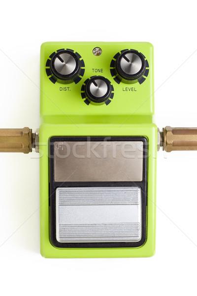 Distortion efx pedal Stock photo © ErickN
