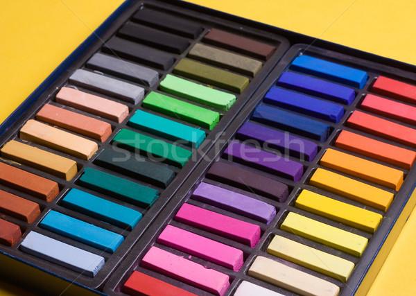 Soft pastels Stock photo © ErickN