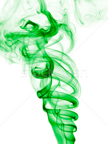 Incense smoke trails Stock photo © ErickN