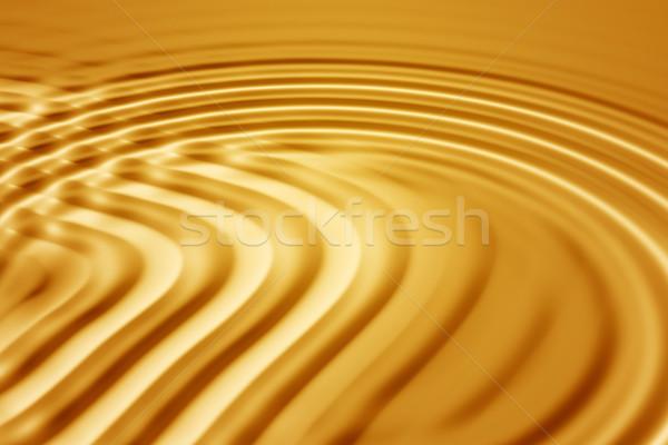 Gold waves Stock photo © ErickN