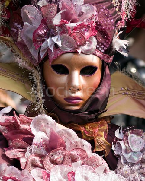 Venitian Carnival in Paris Stock photo © ErickN