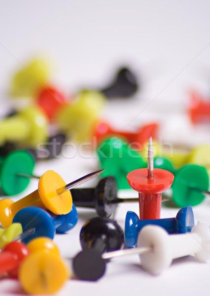 Push pins Stock photo © ErickN