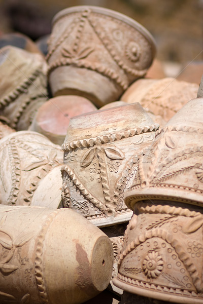 Indian pottery Stock photo © ErickN