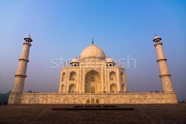 Photo stock: Taj · Mahal · mausolée · bâtiment · Asie · perspectives · tourisme