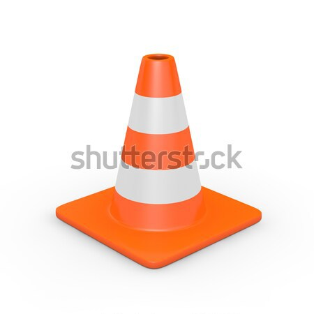 Traffic cone Stock photo © ErickN