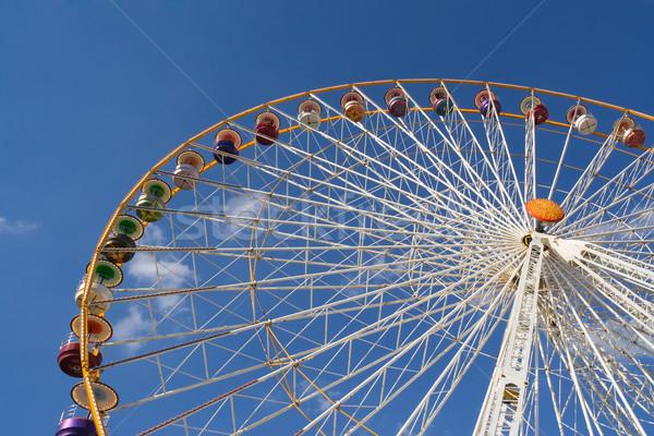Ferris wheel Stock photo © ErickN