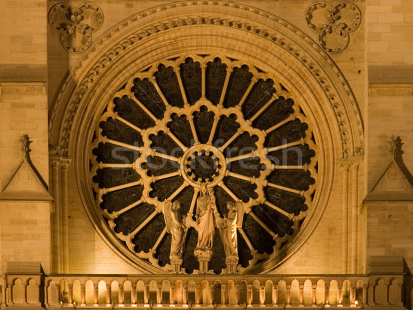 Notre-Dame cathedral Stock photo © ErickN