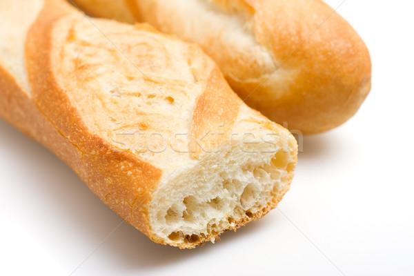 французский багеты мнение два французский хлеб Сток-фото © ErickN