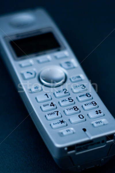 Cordless phone Stock photo © ErickN