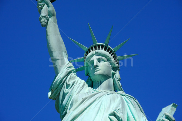 Statue of Liberty Stock photo © ErickN