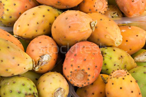Barbary figs Stock photo © ErickN