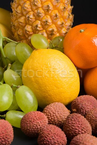Zdjęcia stock: Owoce · widoku · różny · świeże