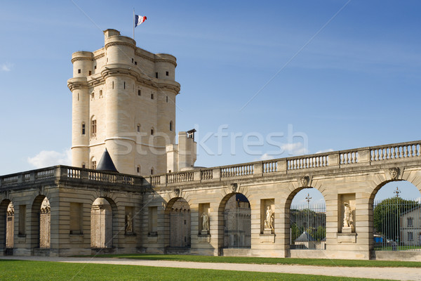 The dungeon of Vincennes Castle Stock photo © ErickN