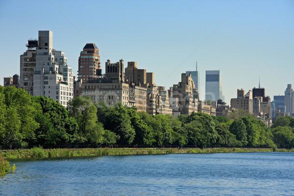 Upper east Manhattan Stock photo © ErickN