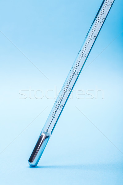 Industrial mercury thermometer Stock photo © erierika