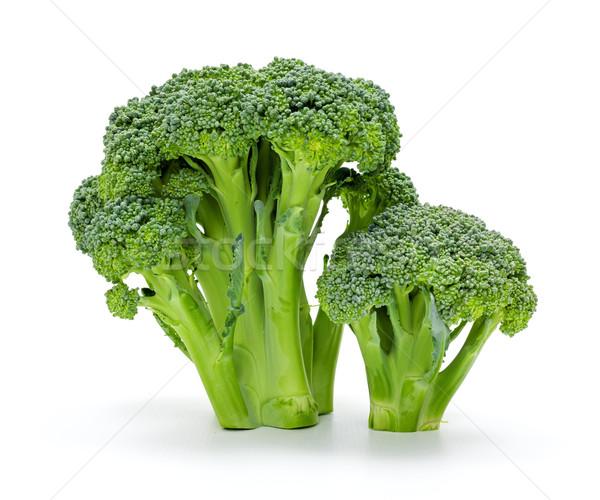 Ripe broccoli crops Stock photo © erierika