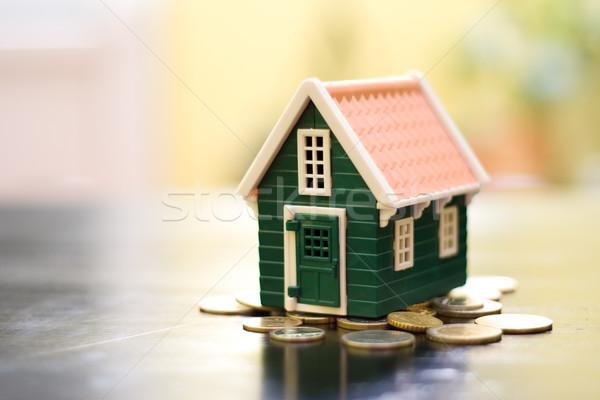 Real estate Stock photo © erierika