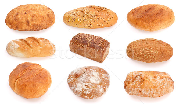 Assorted breads  Stock photo © erierika