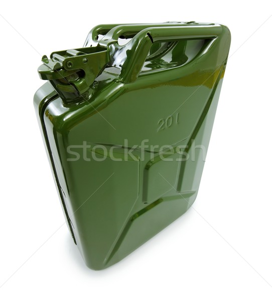 Gas canister Stock photo © erierika